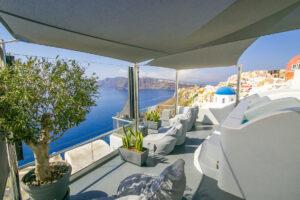 Suites with Caldera View