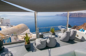 Suites with Caldera View